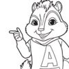 Alvin and the Chipmunks: The Squeakquel Printables