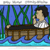 Vacation Bible School Baby Moses Color by Number