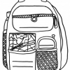 Printable Back-to-School Backpack Activity for Pre-K and Kindergarten
