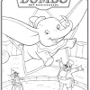 Dumbo Movie Printable Coloring Pages, Maze and Spot the Difference