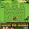 Spooky Buddies Maze and Activity Sheet
