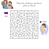 Mother's Day Maze