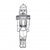 Printable Nutcracker Puppets
