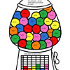 Gumball Math Color by Number