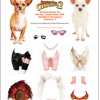 Beverly Hills Chihuahua 2 Printable Paper Doll Activity