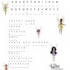 Tinker Bell and The Great Fairy Rescue Decoder Puzzle
