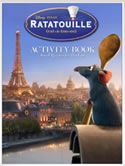 Ratatouille activity book