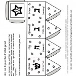 Printable Hanukkah Dreidel Game