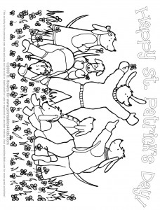 This is a photo of Canny Field Day Coloring Pages