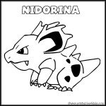 Pokemon Nidorina
