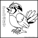 Pokemon Pidgey