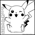 Pokemon Pickachu 3