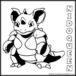 Pokemon Nidoqueen