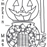 Pumpkin Math Graphing Activity