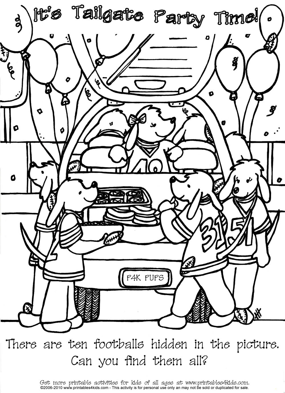 find coloring pages - photo#10