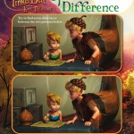 Tinker Bell Spot the Difference