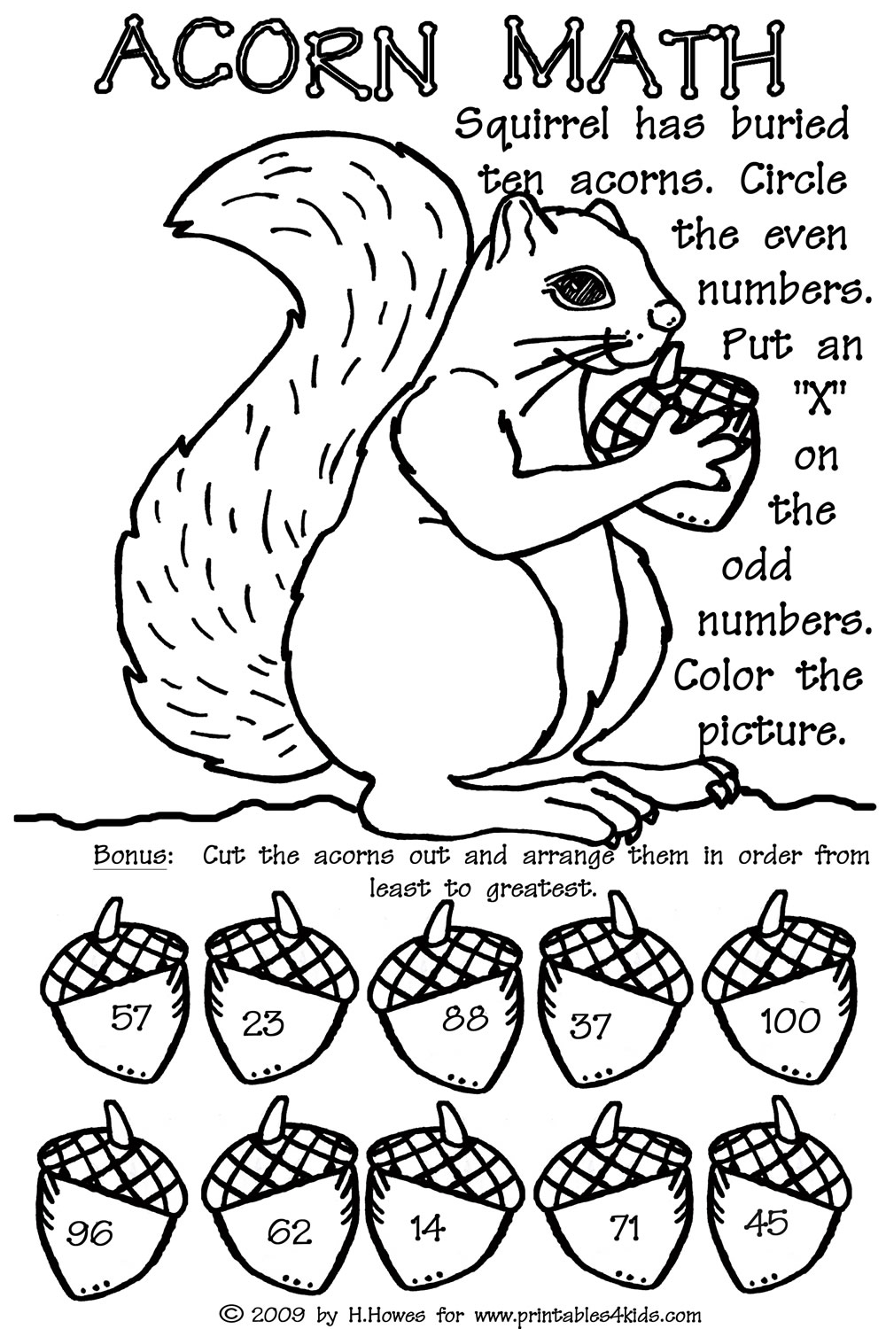 Christmas Themed Math Worksheets Subtraction Along With Worksheet H-r ...