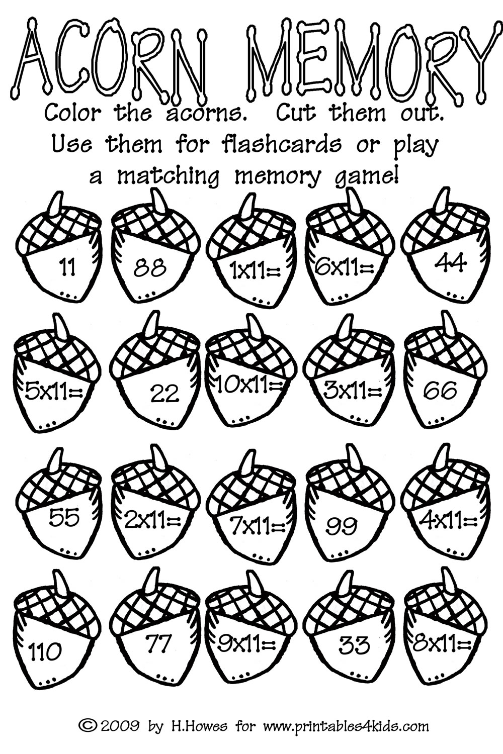 Multiplication Coloring Worksheets Free coloring pages, word