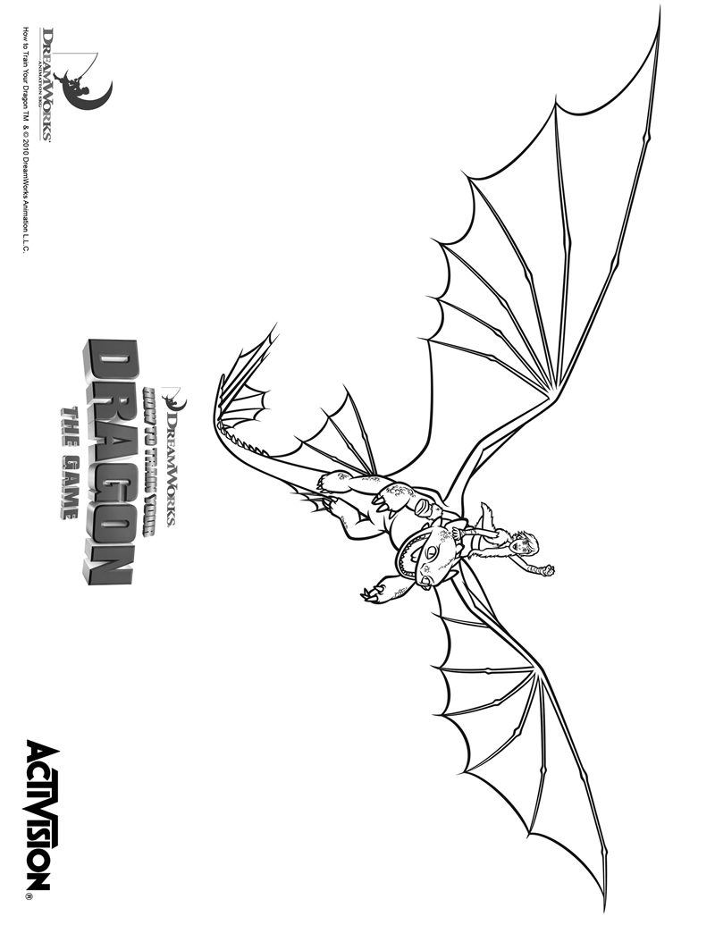 Deadly Nadder Coloring Pages Coloring Pages