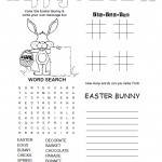 Four Fun Easter Games