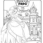 Princess and the Frog Tiana in NOLA