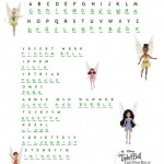 Tinker Bell Fairy Decoder ANSWERS