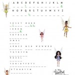 Tinker Bell and the Fairy Rescue Decoder Puzzle