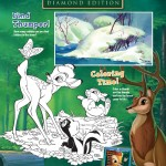 Bambi Activity Sheet