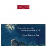 printable Lion King Fathers Day Card
