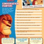 Lion King Father's Day Conversation Starters