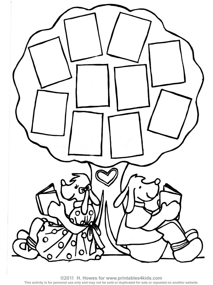 log coloring pages - photo#36
