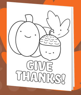 Print Out Thanksgiving Cards Hossroshanaco - Thanksgiving card template